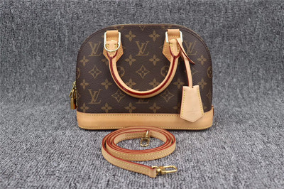 LV/路易威登/LouisVuitton ALMA BB小号贝壳包